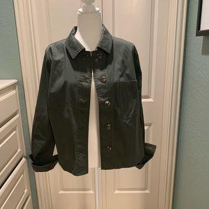 Cabi Crossroads Jacket - Size Medium